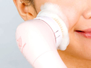 洗顔器の使い方