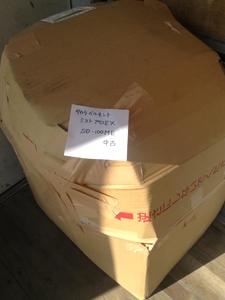 厳重に梱包 コンパクトに荷造り