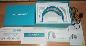 Hairmax LaserBand 82 付属品