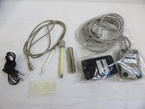 PUPPIS パピス 業務用 ニードル式 脱毛機 付属品