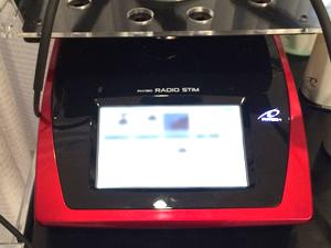 フィジオ ラジオスティム PHYSIO RADIO STIMの使い方