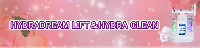 HYDRADREAM LIFT&HYDRA CLEAN 買取